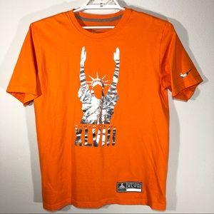 Nike Vibrant orange Large Super Bowl XLVIII Shirt